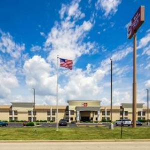 Hotels near Hoosier Park Racing and Casino - Best Western Plus Anderson