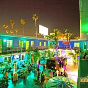 Banana Bungalow Hollywood Hotel & Hostel