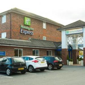 Hotels near Burntwood Rugby Club - Holiday Inn Express Lichfield