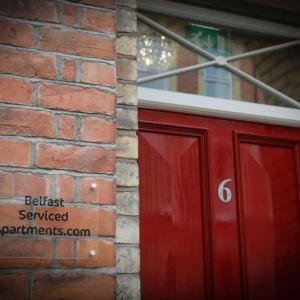 Belfast Serviced Apartments - Belgravia