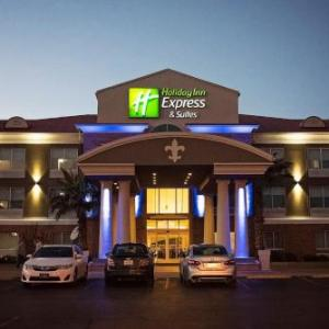 Hotels near Rapides Parish Coliseum - Holiday Inn Express Hotel & Suites Alexandria