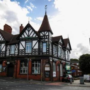 Hotels near Anfield Liverpool - The Valley Rooms
