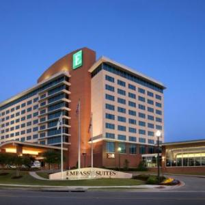 Von Braun Center Concert Hall Hotels - Embassy Suites Huntsville - Hotel & Spa