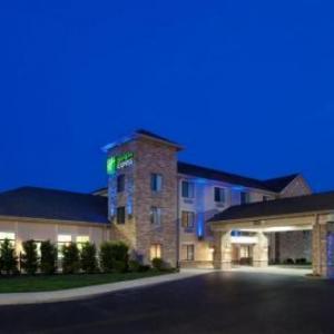 Hotels near Fairfield County Fairgrounds - Holiday Inn Express Hocking Hills-Logan