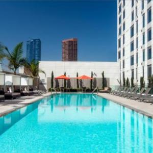 Top Rated Hotel near LA Live