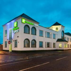 Hotels near The Drumsheds London - Holiday Inn Express London Chingford