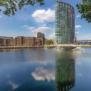 Marriott Executive Apartments London Canary Wharf