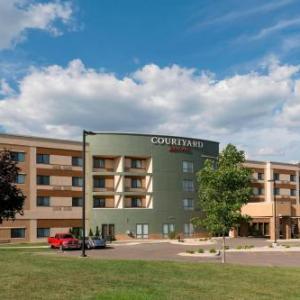 Kellogg Arena Hotels - Courtyard by Marriott Battle Creek