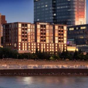 Leif Erikson Park Duluth Hotels - Sheraton Duluth Hotel