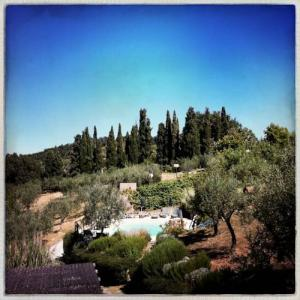 Book Now Santa Caterina Bed and Breakfast (Montisi, Italy). Rooms Available for all budgets. Santa Caterina Bed and Breakfast is located in Montisi within 30 km of Rapolano Terme Montepulciano and Montalcino.  It features a seasonal outdoor pool.The colourful roo