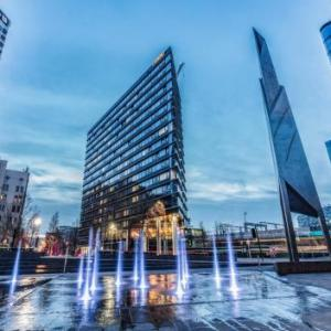 The Stoller Hall Manchester Hotels - CitySuites Aparthotel