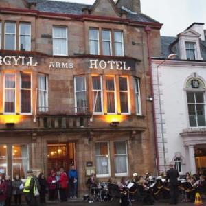 Hotels near Victoria Hall Campbeltown - Argyll Arms Hotel