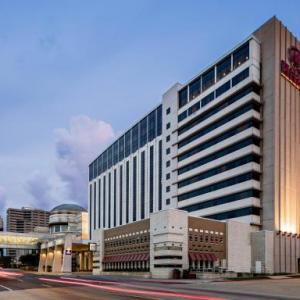 Hotels near Riverview Hall Shreveport - Hilton Shreveport