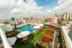 Phnom Penh Cambodia Hotels - Le Mont Hotel