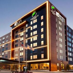 Hotels near Dallas Love Field - Aloft Dallas Love Field