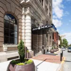 Johns Hopkins University Hotels - Hotel Indigo Baltimore Downtown