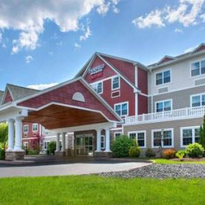 Mahaiwe Performing Arts Center Hotels - Fairfield Inn & Suites Lenox Great Barrington/Berkshires