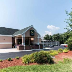 Westfield River Brewing Company Hotels Quality Inn