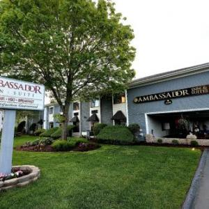 Hotels near Cape Playhouse Dennis - Ambassador Inn And Suites