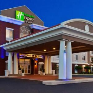 Dothan Civic Center Hotels - Holiday Inn Express Hotel & Suites Dothan North