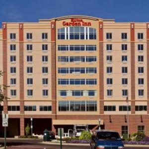 Riverfront Park Mankato Hotels - Hilton Garden Inn Mankato Downtown