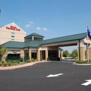 Hotels near Sloan Convention Center - Hilton Garden Inn Bowling Green