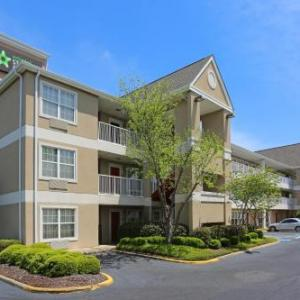 Hotels near Riverwalk Stadium Montgomery - Extended Stay America - Montgomery - Eastern Blvd.