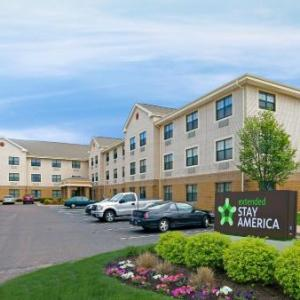 Extended Stay America - Minneapolis Airport - Eagan MN, 55121