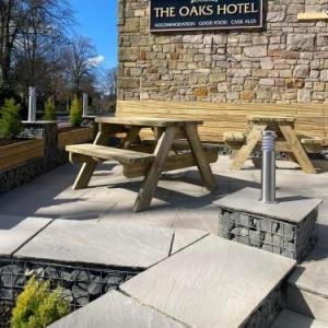 Alnwick Castle Hotels - The Oaks Hotel