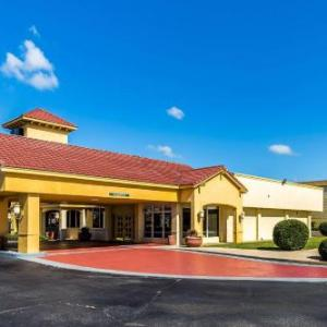 Howard Johnson Anderson Clemson Area