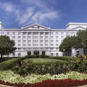 Jim Miller Park Hotels - Hilton Atlanta/Marietta Hotel & Conference Center