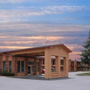 Hotels near Klamath County Fairgrounds - Cimarron Inn Klamath Falls