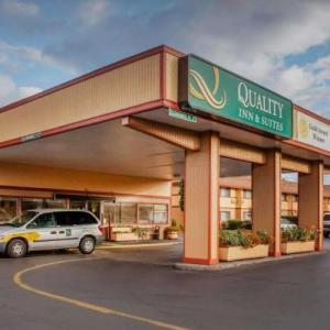North Medford High School Hotels - Quality Inn & Suites Medford Airport