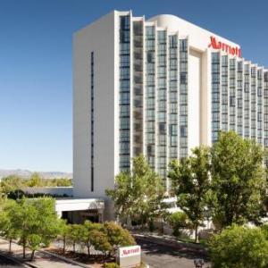Hotels near Tingley Coliseum - Albuquerque Marriott