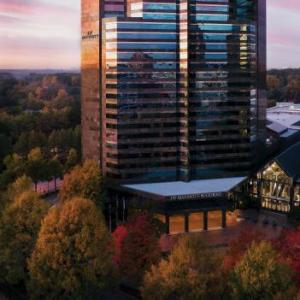 Hotels near Lenox Square - JW Marriott Atlanta Buckhead