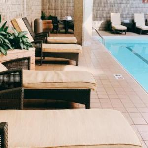 Water Works Park Hotels - Des Moines Marriott Downtown
