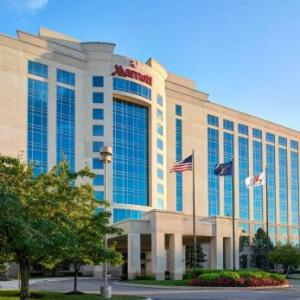 Hotels near Champps Indy Northside - Marriott Indianapolis North