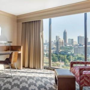 Hotels near Philips Arena - Omni Atlanta Hotel At CNN Center