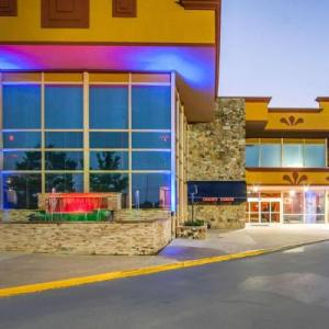 Jane B. Moore Field Hotels - Clarion Inn & Suites University Center
