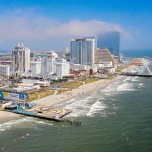 Hotels near Trump Taj Mahal - Courtyard by Marriott Atlantic City