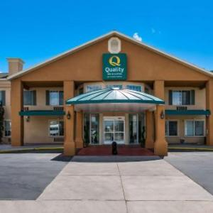 Quality Inn & Suites Airport West Salt Lake City