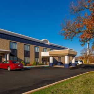 David Harris Riverfront Park Hotels - Best Western Huntington Mall Inn