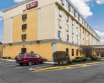 Finderne New Jersey Hotels - Clarion Hotel Somerset