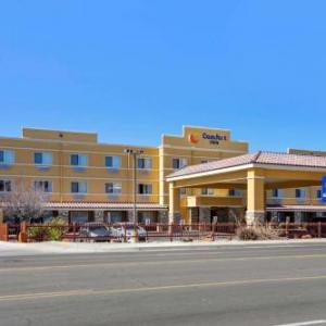 University Stadium Albuquerque Hotels - Comfort Inn Albuquerque Airport