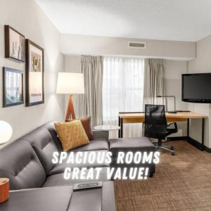 Hotels near Perimeter Church Johns Creek - Residence Inn Atlanta Norcross/Peachtree Corners