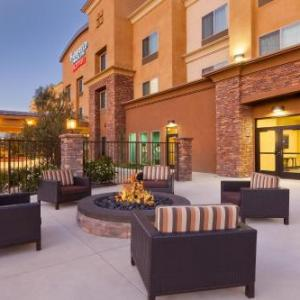 Fairfield Inn & Suites Riverside Corona/norco