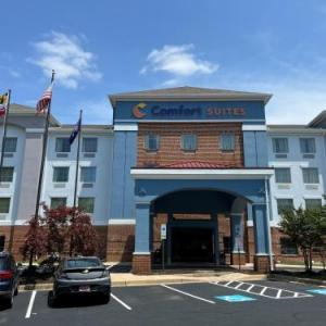 Hotels near Merriweather Post Pavilion - Comfort Suites Columbia Gateway