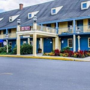 Hotels near Strasburg Rail Road - Clarion Inn Strasburg - Lancaster