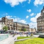 Hotels near Edinburgh Playhouse - Motel One Edinburgh-Princes