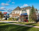 Cheboygan Michigan Hotels - Clarion Hotel Beachfront - Mackinaw City